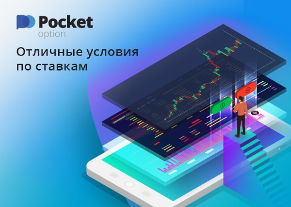 Условия торговли на платформе Покет Опшен